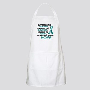 © Supporting Admiring 3.2 Ovarian Cancer Shirts Ap