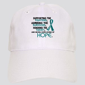 © Supporting Admiring 3.2 Ovarian Cancer Shirts Ca