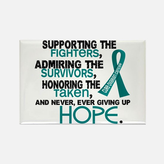 © Supporting Admiring 3.2 Ovarian Cancer Shirts Re