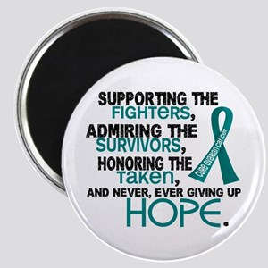 © Supporting Admiring 3.2 Ovarian Cancer Shirts Ma