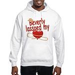 Beverly Lassoed My Heart Hooded Sweatshirt