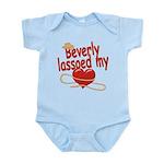 Beverly Lassoed My Heart Infant Bodysuit