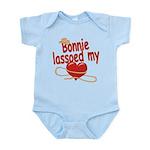 Bonnie Lassoed My Heart Infant Bodysuit