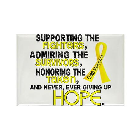 © Supporting Admiring 3.2 Sarcoma Shirts Rectangle