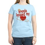Brenda Lassoed My Heart Women's Light T-Shirt