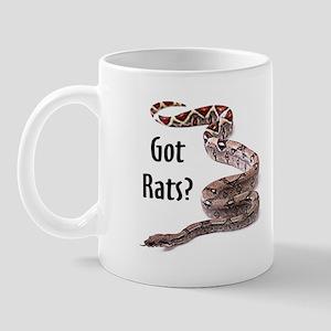 Boa Snake Got Rats Mug
