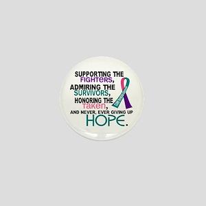 © Supporting Admiring 3.2 Thyroid Cancer Shirts Mi