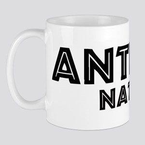 Antioch Native Mug