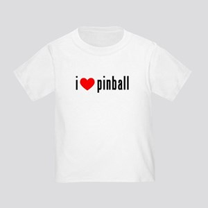 Pinball Kid Toddler T-Shirt