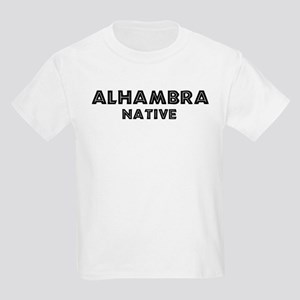 Alhambra Native Kids T-Shirt