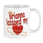 Brianna Lassoed My Heart Mug