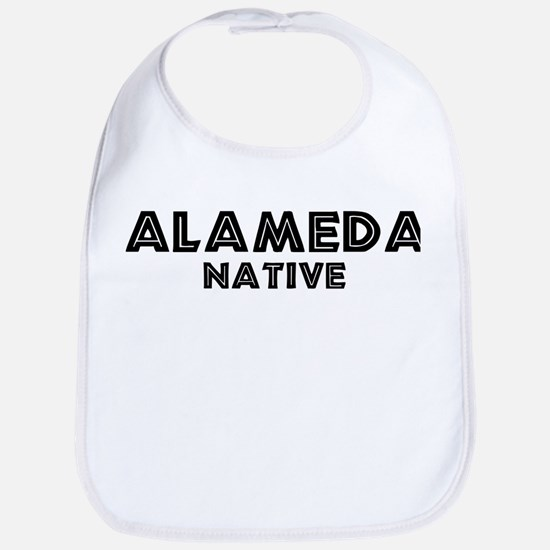 Alameda Native Bib
