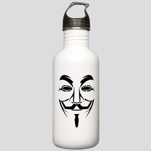 Anonymous Mask Stainless Water Bottle 1.0L
