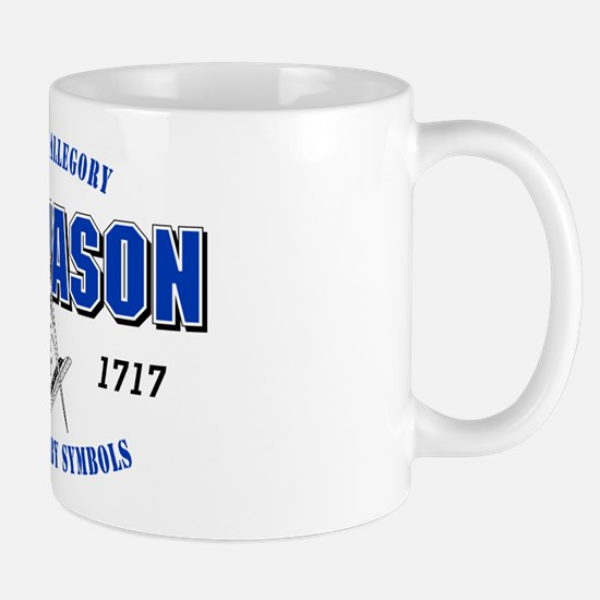 Masonic Collegiate Mug