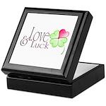 Love & Luck Keepsake Box
