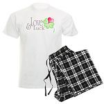 Love & Luck Men's Light Pajamas