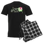 Love & Luck Men's Dark Pajamas