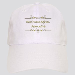 Hunger Games Advice Cap