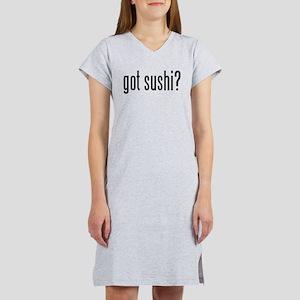 Got Sushi? Women's Nightshirt