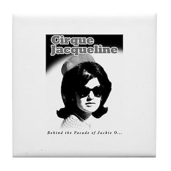 Jackie O Show Tile Coaster