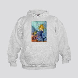 A Chance Encounter Turtle & M Kids Hoodie