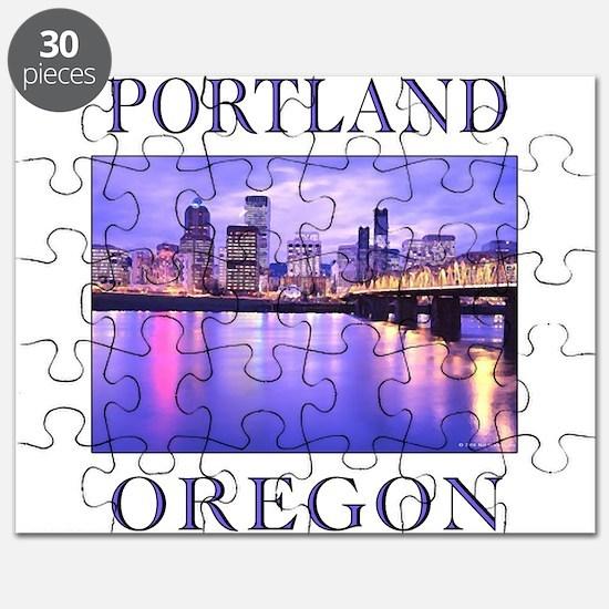 Funny Oregon Puzzle