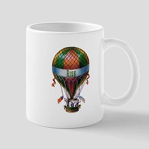 Rise (green) Mug