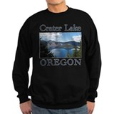 Crater lake Sweatshirt (dark)