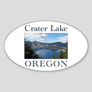 craterlake_10t Sticker