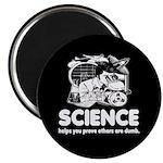 Science Black Magnet