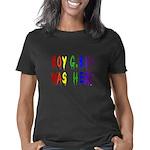 Roy G. Biv Graffiti (color Women's Classic T-Shirt