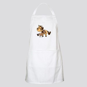 Mama and Baby Horse BBQ Apron
