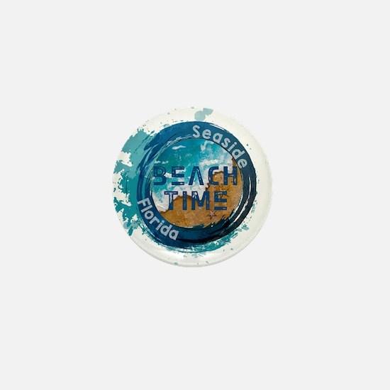 Florida - Seaside Mini Button
