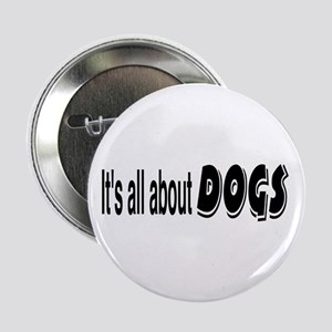 All About Dogs Button