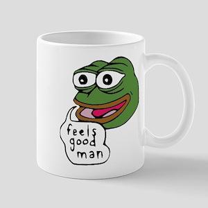 Feels Good Man Mug