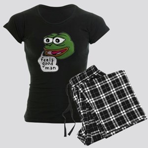 Feels Good Man Women's Dark Pajamas