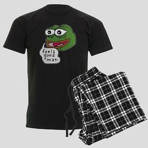 Feels Good Man Men's Dark Pajamas