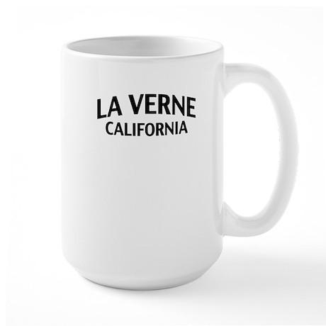 La Verne California Large Mug