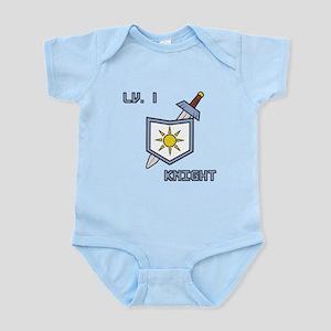 Level 1 Knight Infant Bodysuit