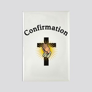 Confirmation Rectangle Magnet