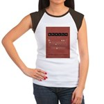Chemistry of A Republican Women's Cap Sleeve T-Shi