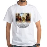 1983 CIC Can. 915 White T-Shirt