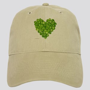 Brussel Sprouts Heart Cap