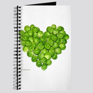 Brussel Sprouts Heart Journal