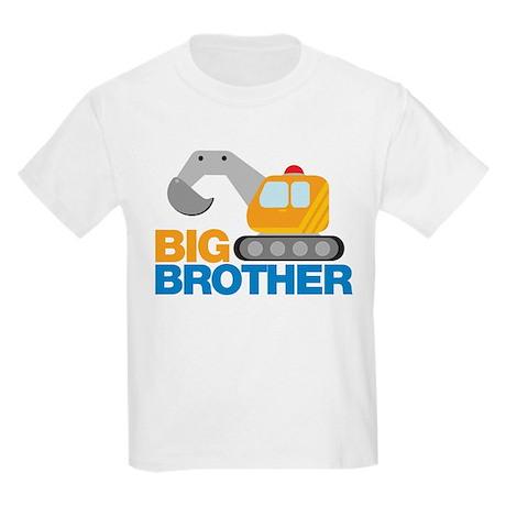 Digger Big Brother Kids Light T-Shirt