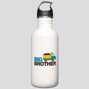 Dump Truck Big Brother Stainless Water Bottle 1.0L
