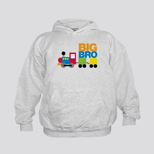 Train Big Brother Kids Hoodie