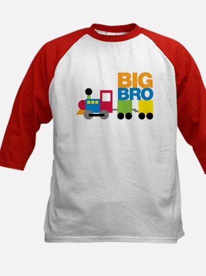 Train Big Brother Kids Baseball Jersey