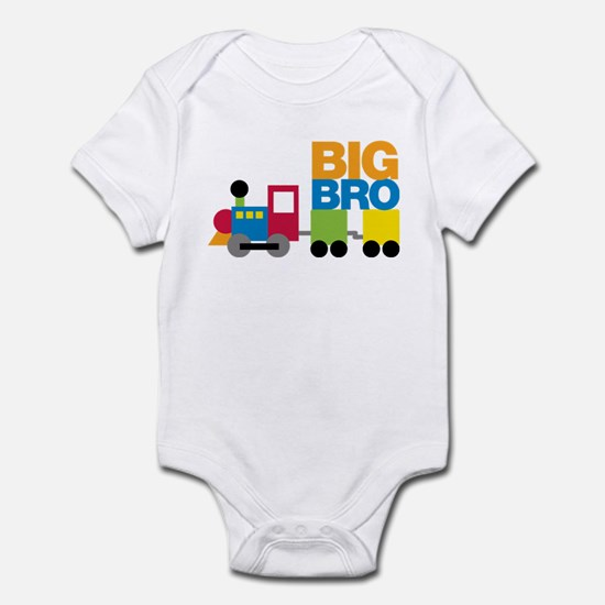 Train Big Brother Infant Bodysuit
