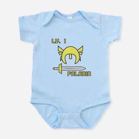 Level 1 Paladin Infant Bodysuit
